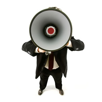 megaphone|扩音器 - 看图学单词 -